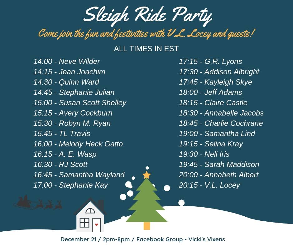 Sleight Ride Party